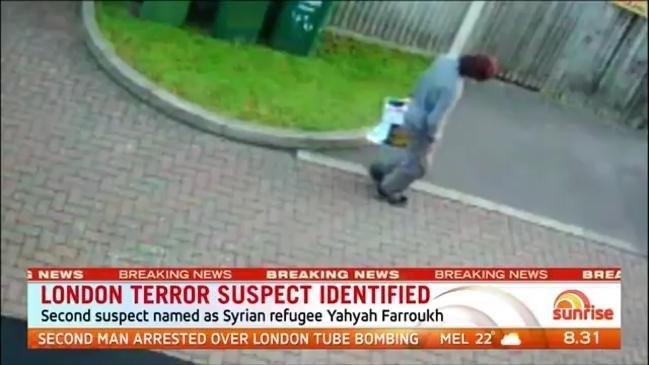 Irakijczyk został zatrzymany na podstawie nagrań z monitoringu /Twitter