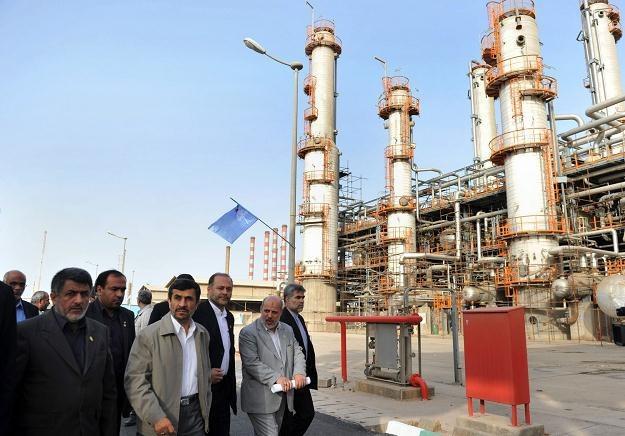Iran jest drugim najwięszym eksporterem ropy w OPEC /AFP