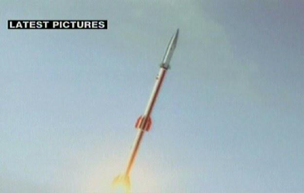 Iran planuje podbój kosmosu, w tym nawet misje załogowe /AFP