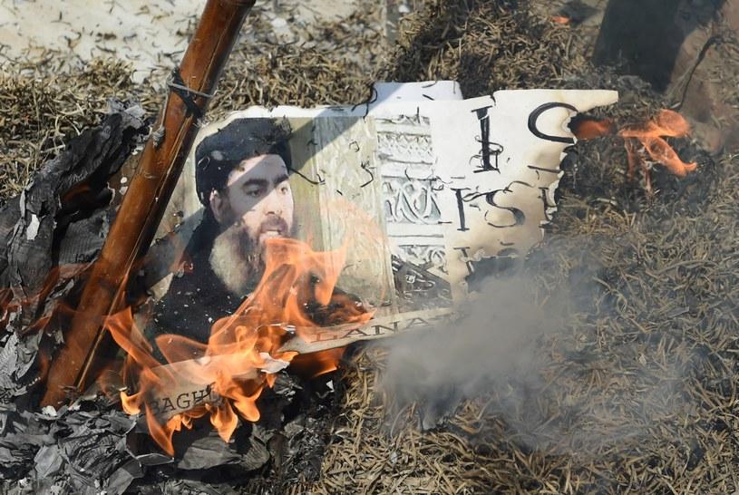 Iran potwierdza śmierć przywódcy Państwa Islamskiego /Prakash SINGH / AFP /AFP