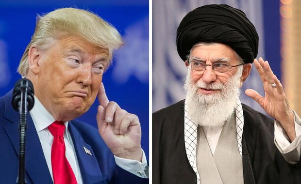 Iran prosi Interpol o pomoc w schwytaniu Donalda Trumpa. Zarzuca mu morderstwo i terroryzm