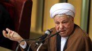 """Iran: Rafsandżani może się okazać """"za słaby fizycznie"""" by kandydować"""