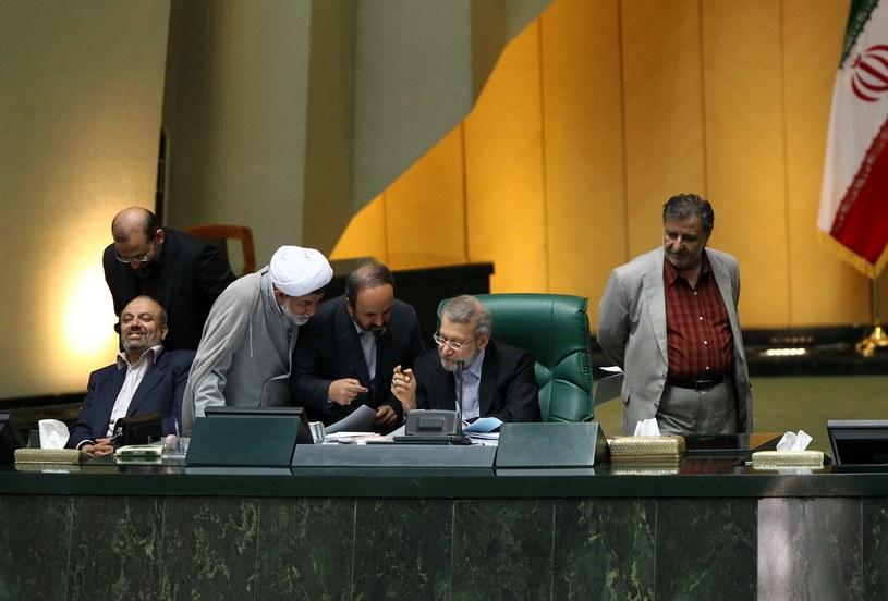 """Iran: Zakaz dla inspektorów. """"Śmierć Ameryce"""" /AFP"""