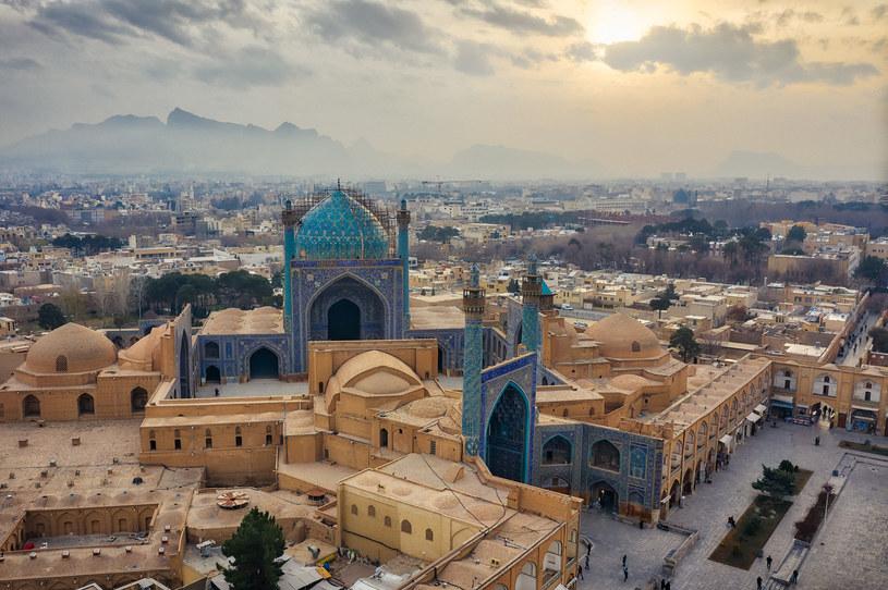 Iran zapowiada otwarcie granic dla zaszczepionych /123RF/PICSEL