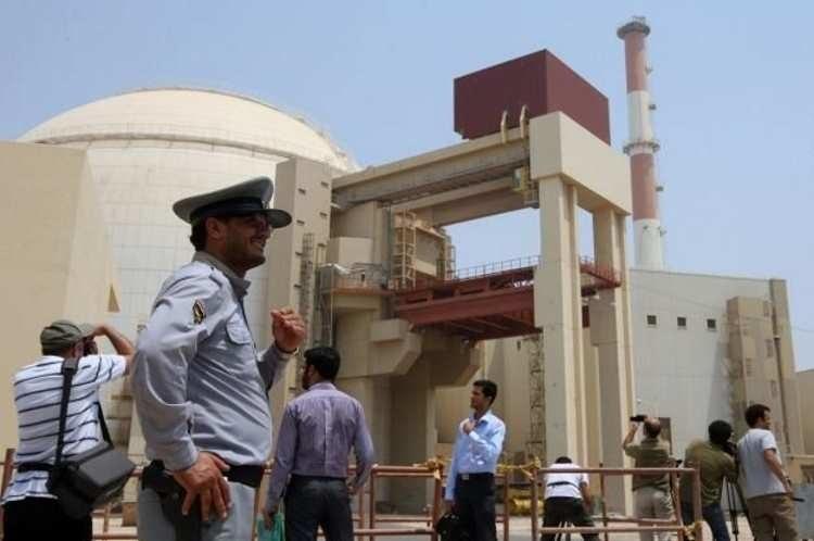 Irańska elektrownia dotknięta atakiem /AFP