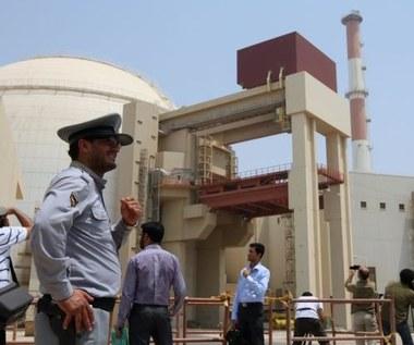 Irańska elektrownia wraca do sieci