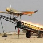 Irański dron nad amerykańskim lotniskowcem