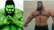 Irański Hulk: Ten gość to chodząca góra mięśni
