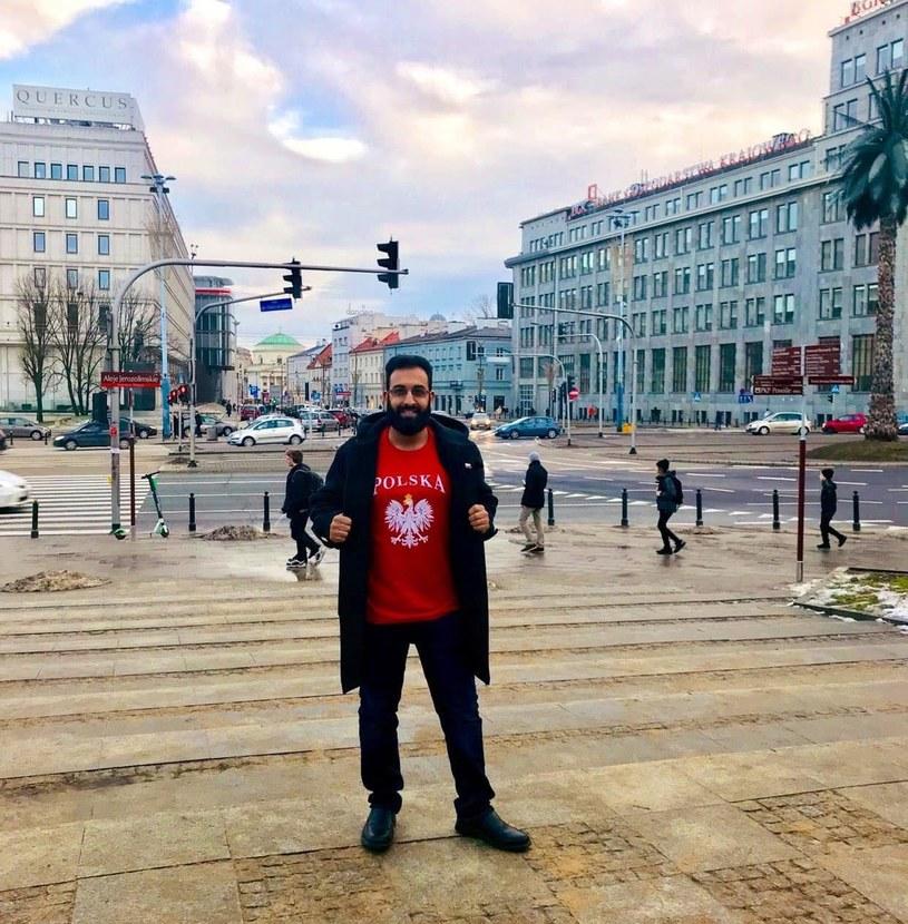 Irański imam zachwycony Polską /facebook.com