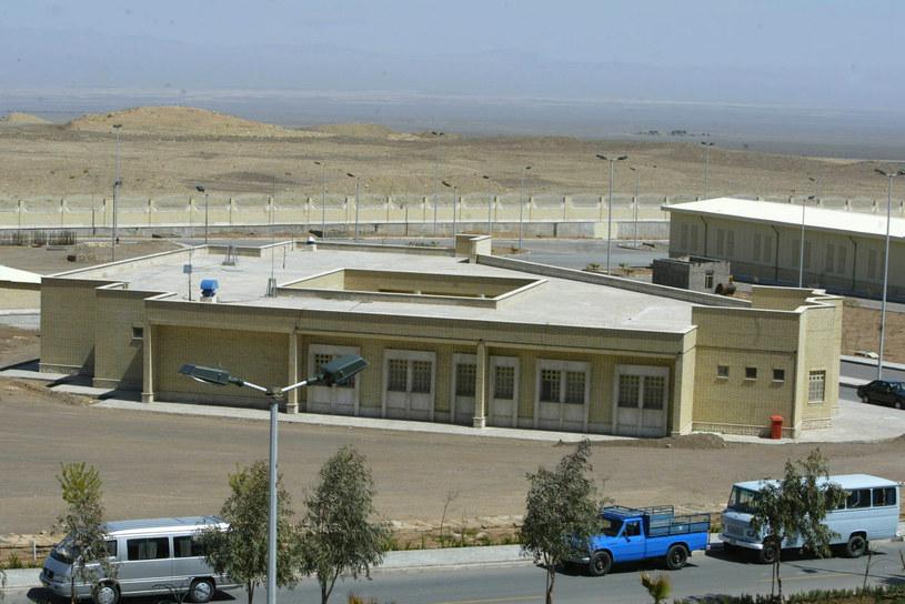 Irański ośrodek wzbogacania uranu w Natanz /AFP