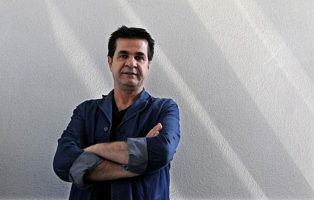 Irański reżyser Dżafar Panahi /AFP