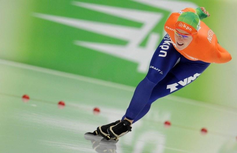 Ireen Wuest /Tomasz Jastrzebowski / Foto Olimpik / Newspix.pl   /Newspix