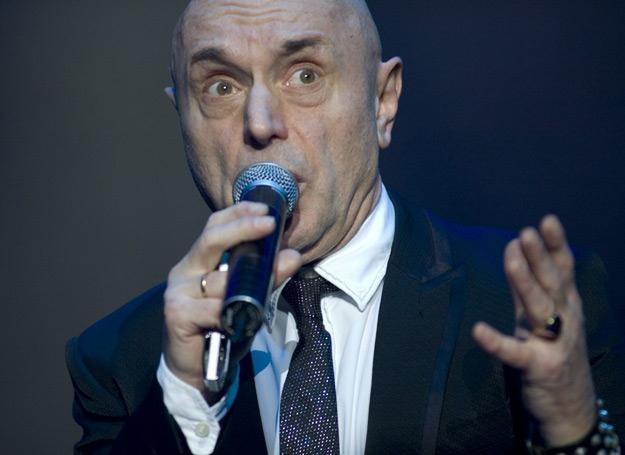 Irek Dudek jest szefem Rawy Blues - fot. Łukasz Kalinowski /East News