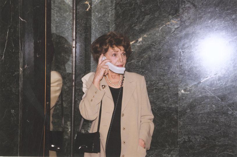 Irena Dziedzic, 1999 rok /Niemiec /AKPA