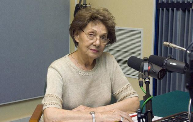 Irena Dziedzic, fot.Krzysztof Jastrzębski  /East News