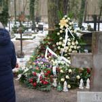Irena Dziedzic już dwa lata przed śmiercią wykupiła sobie miejsce na cmentarzu