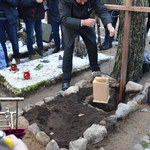 Irena Dziedzic spoczywa w skromnej mogile. Jak wygląda jej grób?