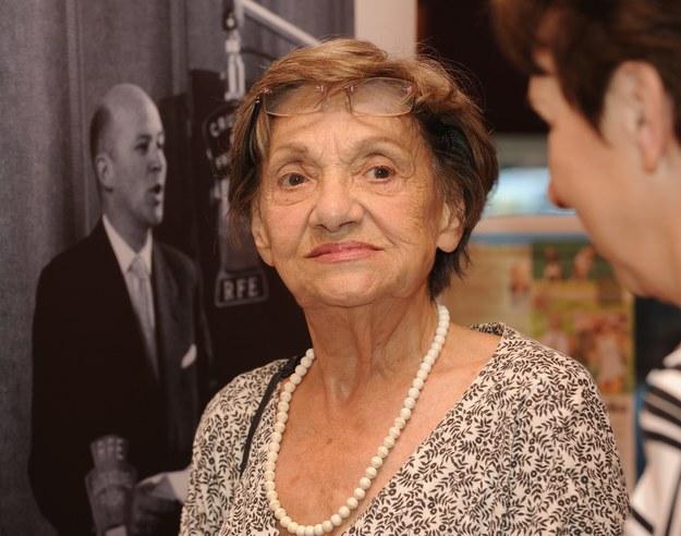 Irena Dziedzic /Andrzej Rybczyński  /PAP