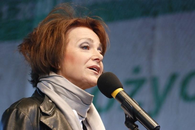Irena Jarocka, 2011 r. /Adam Puzio /Reporter