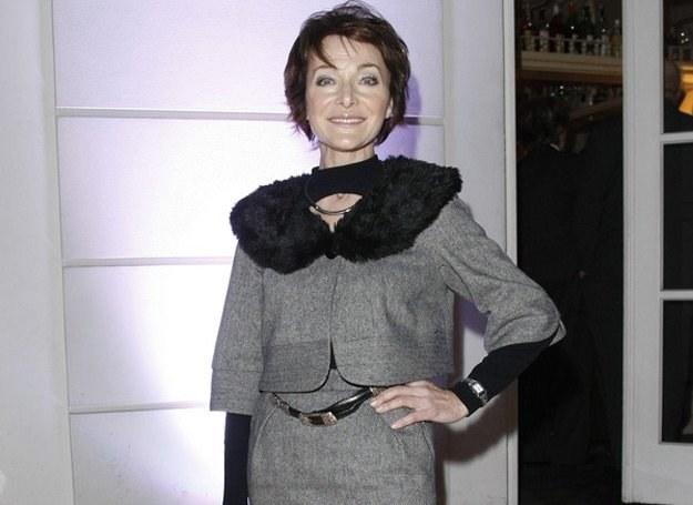 Irena Jarocka zaśpiewała w duecie z Michaelem Boltonem /AKPA