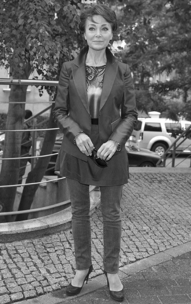 Irena Jarocka /- /MWMedia