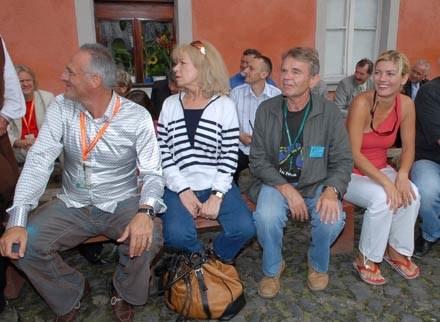 Irena Karel, Jerzy Janeczek Malgorzata Lewińska - fot. Andrzej Szilagyi /MWMedia