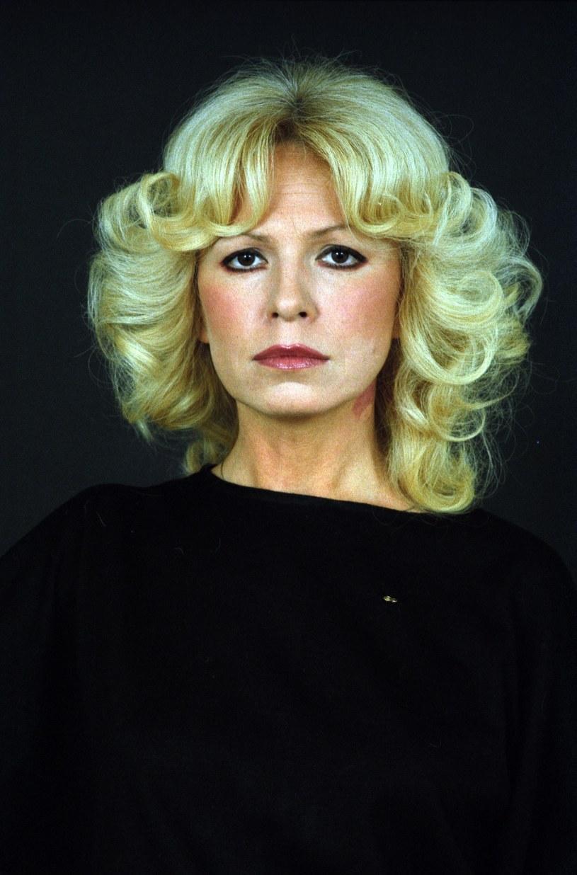 Irena Karel w 1984 roku /Czesław Czapliński /Fotonova