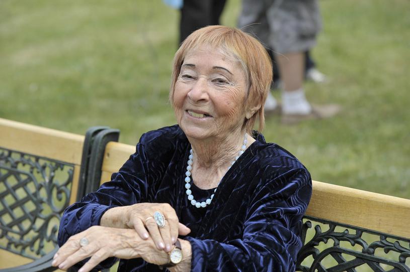 Irena Kwiatkowska, 2009 rok /Gałązka /AKPA