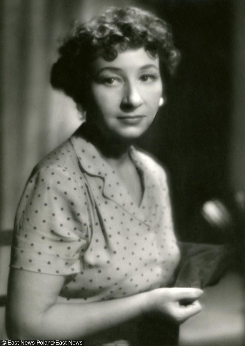 Irena Kwiatkowska w latach 50. - fot. z archiwum Stefanii Grodzieńskiej /East News