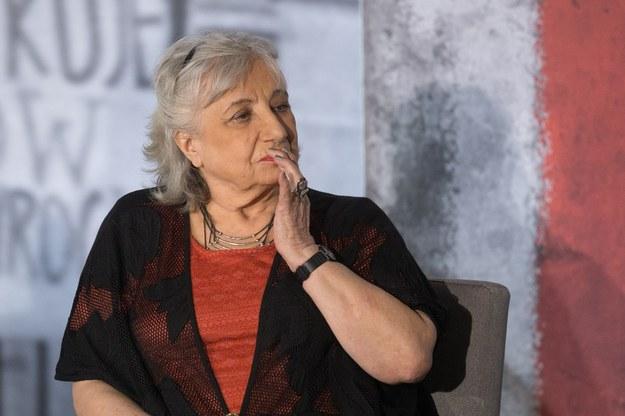 Irena Lasota: Odnoszę wrażenie, że w ogóle jest bardzo niewiele informacji o tym, czym w rzeczywistości był Marzec'68 /Tomasz Jastrzębowski /Reporter