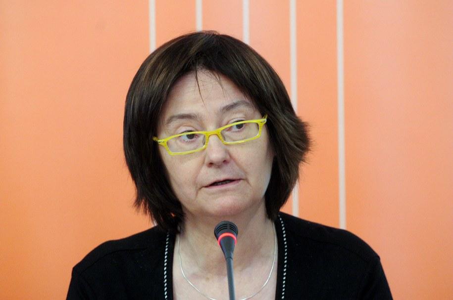 Irena Lipowicz /PAP/Grzegorz Jakubowski /PAP