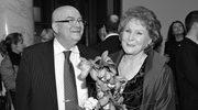 Irena Santor po śmierci Zbigniewa Korpolewskiego: Jest mi bardzo trudno