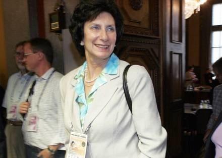 Irena Szewińska stawała w Montrealu na najwyższym stopniu podium /AFP