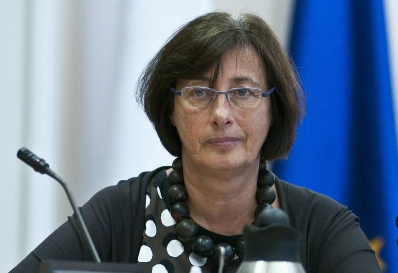 Irena Wóycicka z Kancelarii Prezydenta RP /Justyna Rojek /Super Express