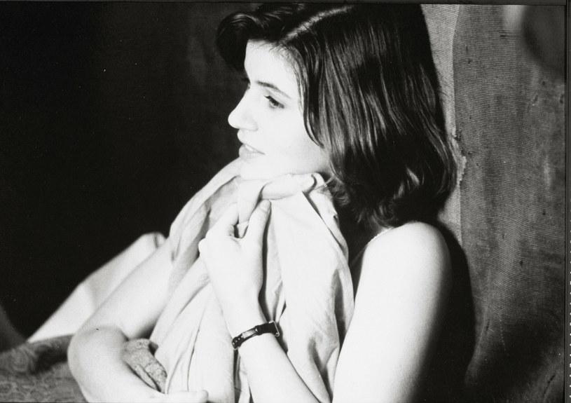 """Irene Jacob w scenie z """"Podwójnego życia Weroniki"""" /CORTESIA ALBUM /East News"""