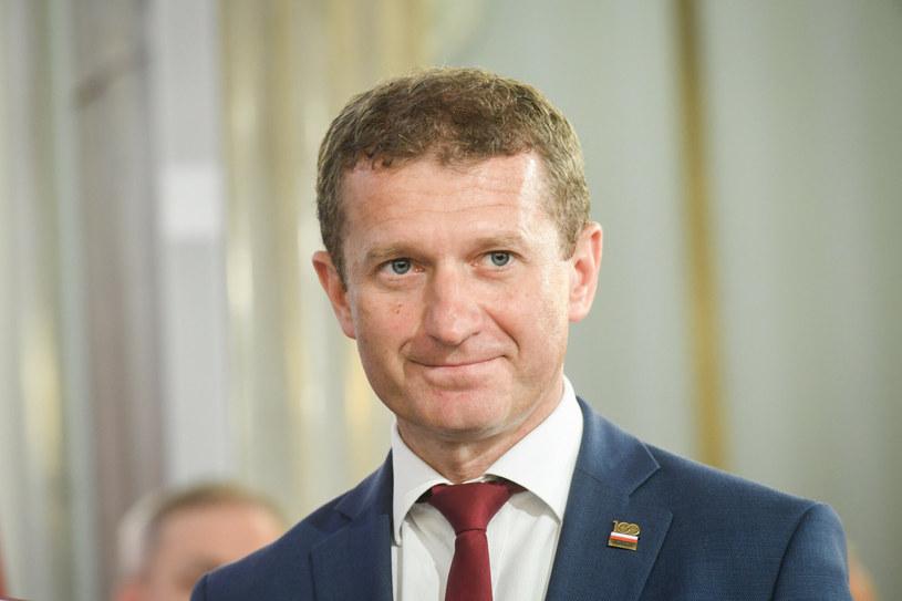 Ireneusz Raś /Jacek Domiński /Reporter