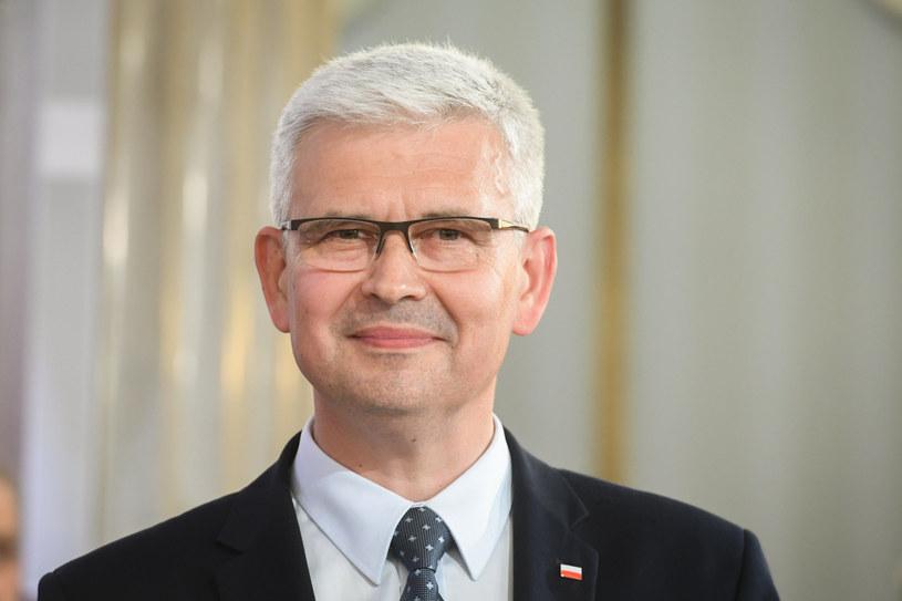 Ireneusz Zyska, wiceminister klimatu /Jacek Domiński /Reporter