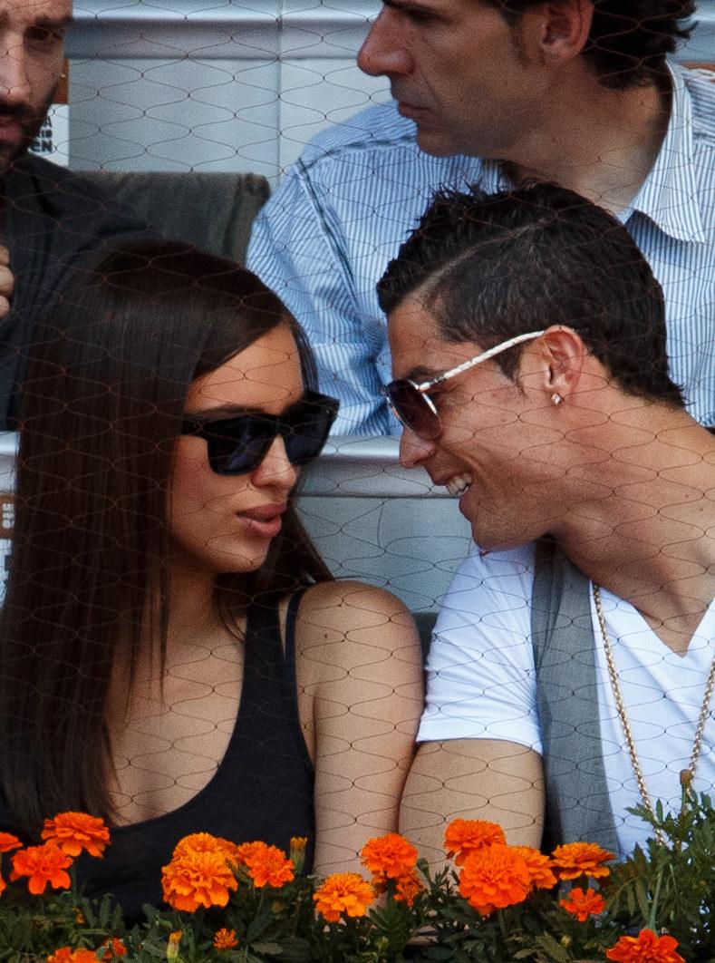 Irina Shayk była przez pięć lat dziewczyną Cristiano Ronaldo /Jasper Juinen /Getty Images