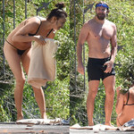 Irina Shayk i Bradley Cooper na wakacjach