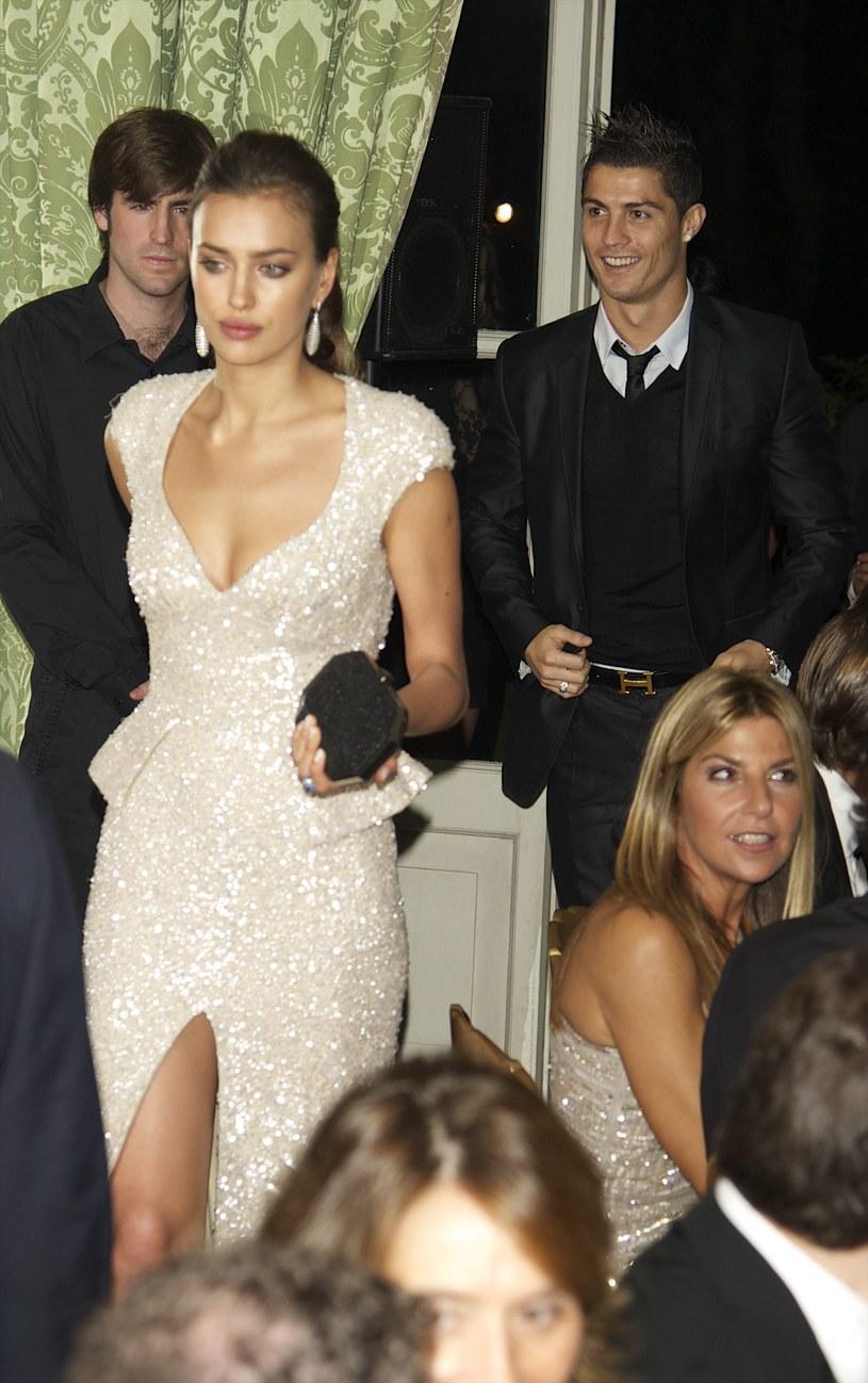 Irina Shayk i Cristiano Ronaldo nie są już parą /Carlos Alvarez /Getty Images