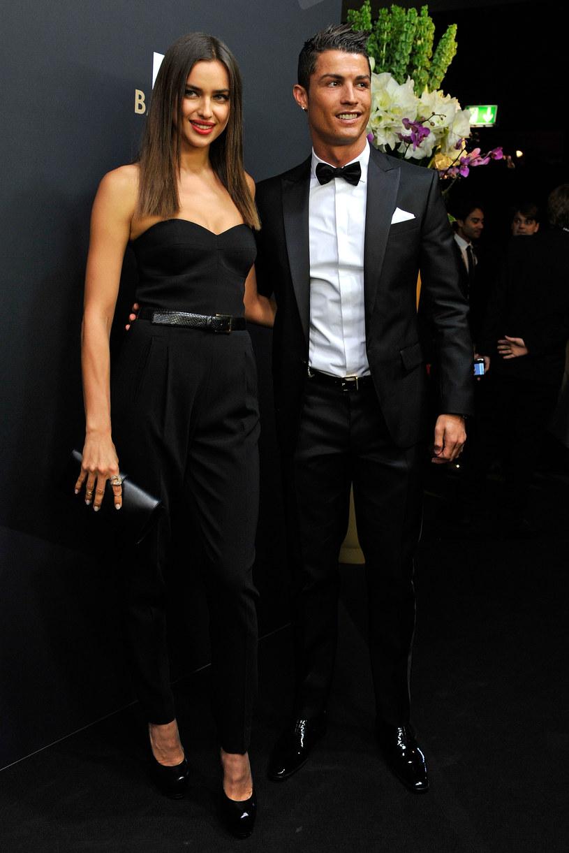 Irina Shayk przez pięć lat była dziewczyną Cristiano Ronaldo /Harold Cunningham /Getty Images