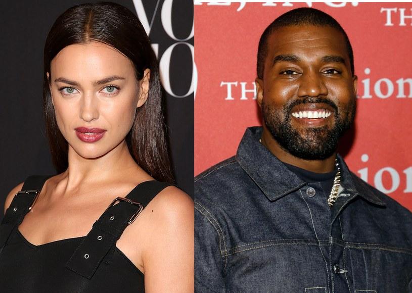 Irina Shayk skomentowała swój romans z Kanye Westem /Getty Images