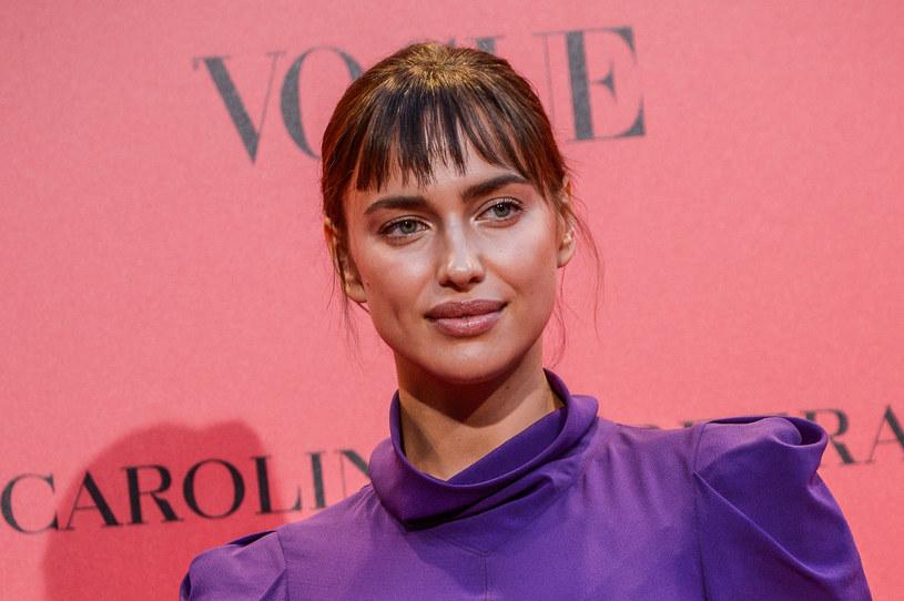 Irina Shayk w nowym wydaniu /Carlos Alvarez /Getty Images