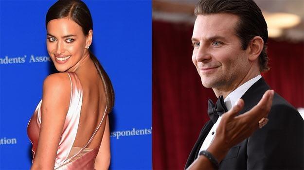 Irina Shayk zamieniła Cristiano Ronaldo na Bradleya Coopera /Getty Images
