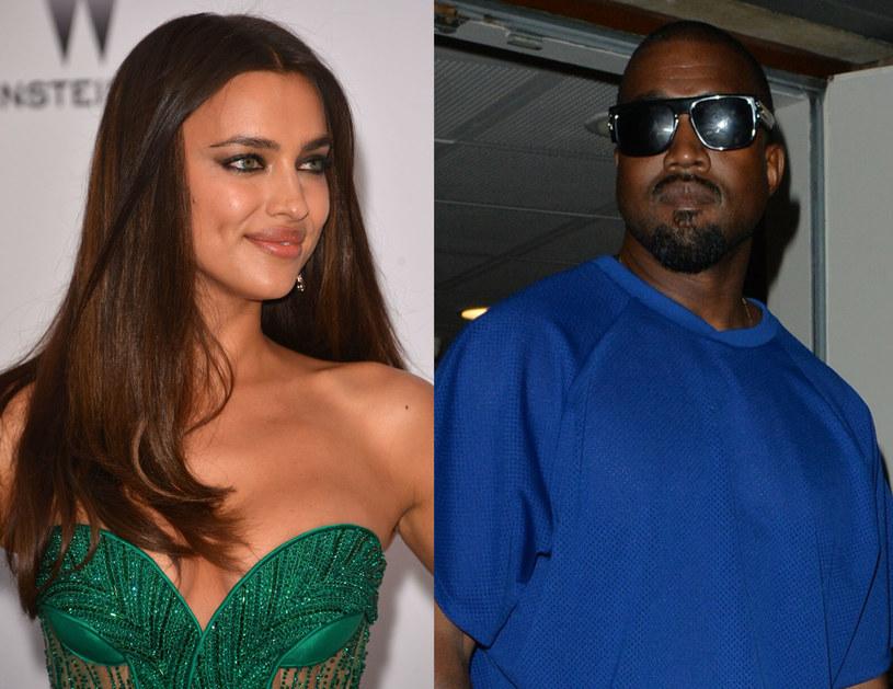 Irina Shyak jest nową dziewczyną Kanye Westa? /Phil Loftus/Capital Pictures/EAST NEWS/PALACE LEE / SplashNews.com/East News /East News