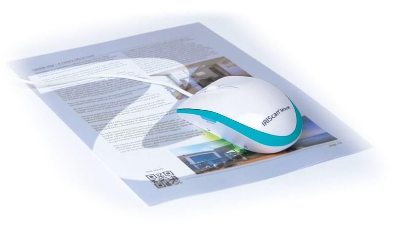 IRIScan Mouse Executive 2 /materiały prasowe