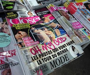 """Irlandia: """"Daily Star"""" przedrukował zdjęcia topless księżnej Catherine"""