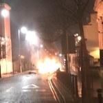 Irlandia Północna: Samochód eksplodował przed budynkiem sądu