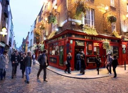 Irlandia stała się dla nas zastępczą ojczyzną /Getty Images/Flash Press Media