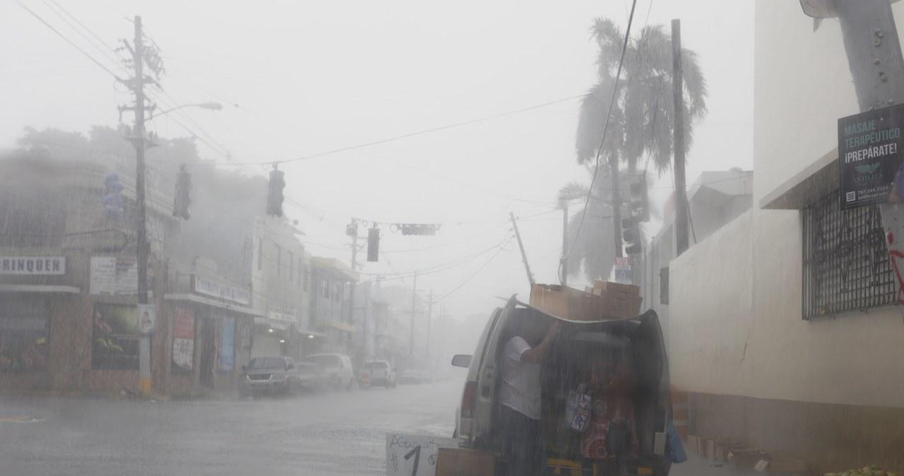Irma zaatakowała. To najsilniejszy huragan nad Atlantykiem w historii pomiarów